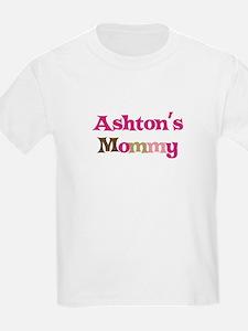 Ashton's Mommy T-Shirt