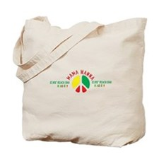 Elvis' Mama Wanna Logo Tote Bag