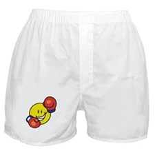 Smile Face Boxing Boxer Shorts