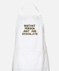 Just Add Chocolate! BBQ Apron