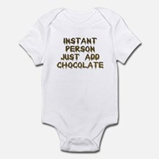 Just Add Chocolate! Infant Creeper