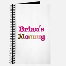 Brian's Mommy Journal