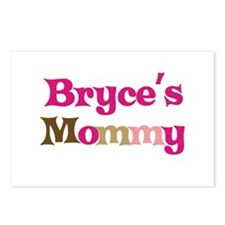 Bryce's Mommy Postcards (Package of 8)