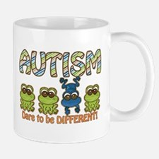 Autism: Dare to be Different Mug