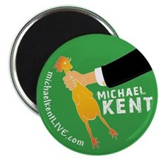 2.25 inches Rubber Chicken Magnet (10 pack)