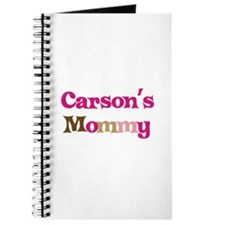 Carson's Mommy Journal