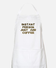 Just Add Coffee! BBQ Apron