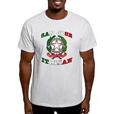 San Jose Italian T-Shirt