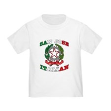 San Jose Italian T