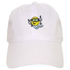 Smile Face Skiing Hat
