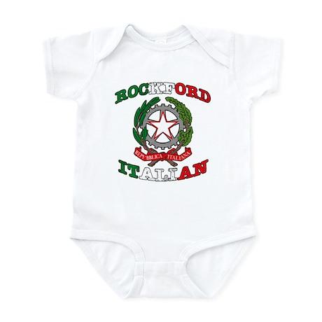 Rockford Italian Infant Bodysuit