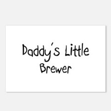 Daddy's Little Brewer Postcards (Package of 8)