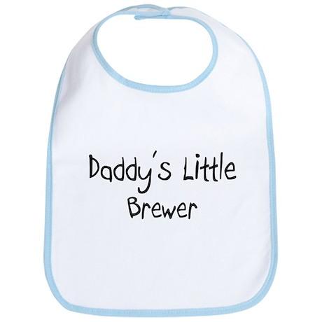 Daddy's Little Brewer Bib