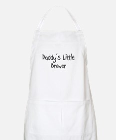 Daddy's Little Brewer BBQ Apron