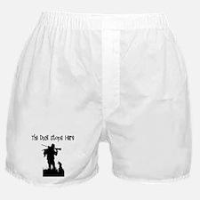 Duck Hunter Boxer Shorts