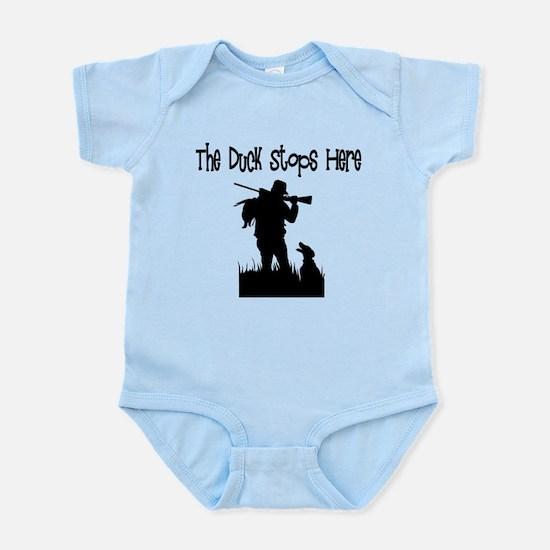 Duck Hunter Infant Bodysuit