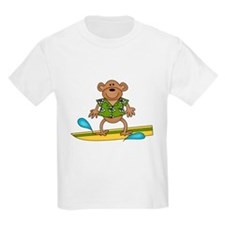 Monkey Surfer T-Shirt
