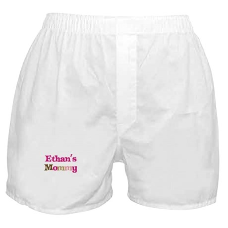 Ethan's Mommy Boxer Shorts