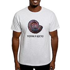 Fossils Rock! T-Shirt