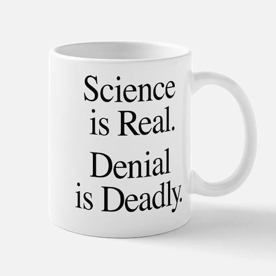Science Is Real Mug