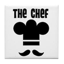 Chef's Tile Coaster