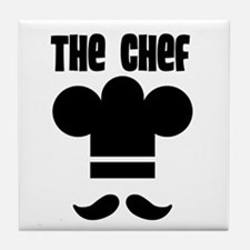 Chef's Tile Coaster