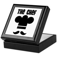 Chef's Keepsake Box
