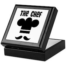 Chef's Keepsake Box