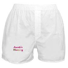 Jacob's Mommy Boxer Shorts