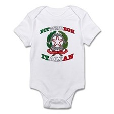 Pittsburgh Italian Infant Bodysuit