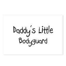 Daddy's Little Bodyguard Postcards (Package of 8)