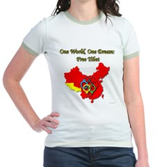China in Handcuffs T