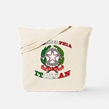 Philadelphia Italian Tote Bag