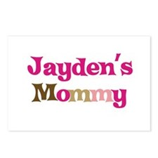 Jayden's Mommy Postcards (Package of 8)