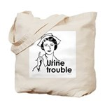 Urine Trouble ~  Tote Bag