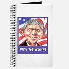 Why We Worry Journal