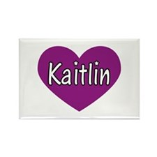 Kaitlin Rectangle Magnet (10 pack)