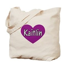 Kaitlin Tote Bag