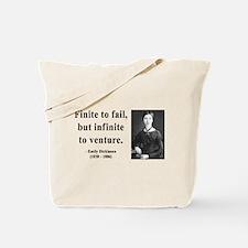 Emily Dickinson 8 Tote Bag