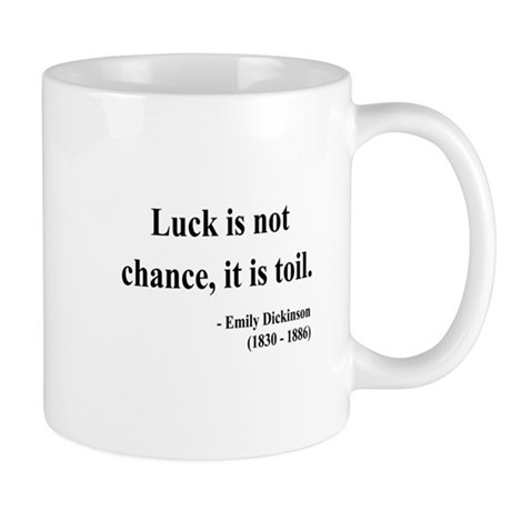 Emily Dickinson 7 Mug