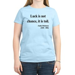 Emily Dickinson 7 T-Shirt