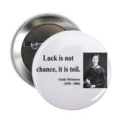 "Emily Dickinson 7 2.25"" Button (10 pack)"