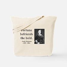 Emily Dickinson 6 Tote Bag