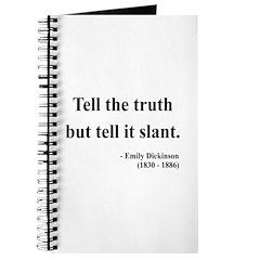 Emily Dickinson 5 Journal