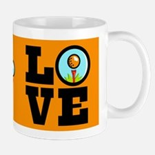Golf Love Mug
