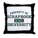 Property Throw Pillow