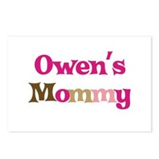 Owen's Mommy Postcards (Package of 8)