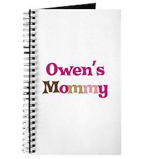 Owen's Mommy Journal