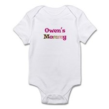 Owen's Mommy Infant Bodysuit