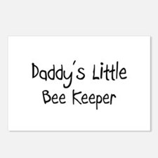 Daddy's Little Bee Keeper Postcards (Package of 8)